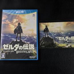 THE LEGEND OF ZELDA: BREATH OF THE WILD (Japan) + Postcards by Nintendo