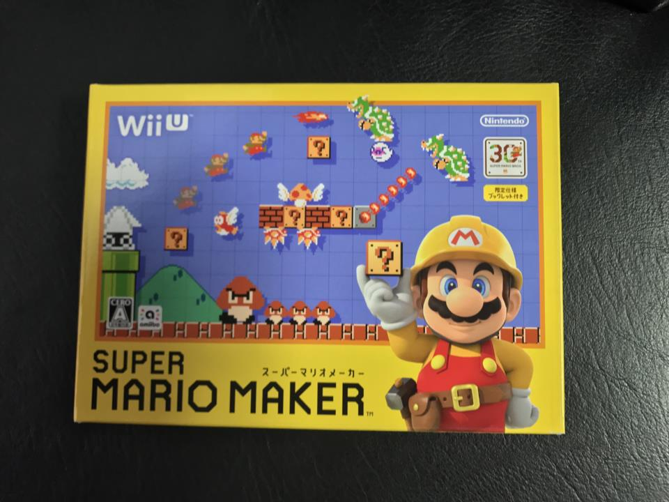 SUPER MARIO MAKER (Japan) by Nintendo