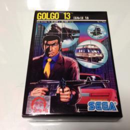 GOLGO 13 (Japan) by SEGA