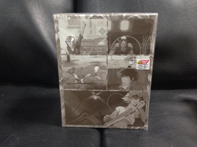 COWBOY BEBOP Blu-ray BOX Amazon.co.jp Limited Edition (Japan)