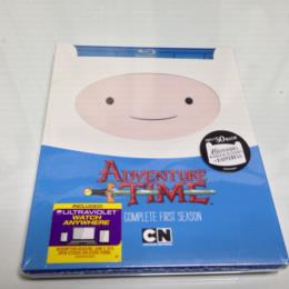 ADVENTURE TIME THE COMPLETE 1ST SEASON (US)