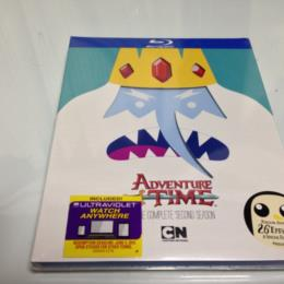 ADVENTURE TIME THE COMPLETE 2ND SEASON (US)
