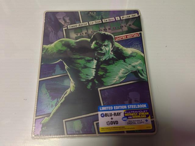 THE INCREDIBLE HULK LIMITED EDITION (US)
