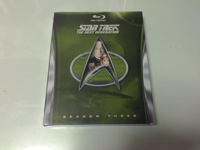 STAR TREK THE NEXT GENERATION SEASON 3 (US)