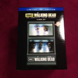 THE WALKING DEAD THE COMPLETE 3RD SEASON LIMITED EDITION