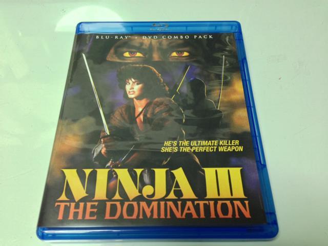 NINJA III (US)