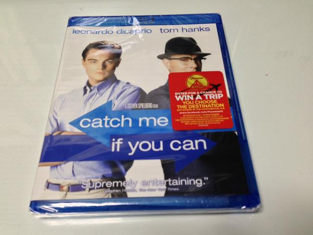 catch me if you can (US)