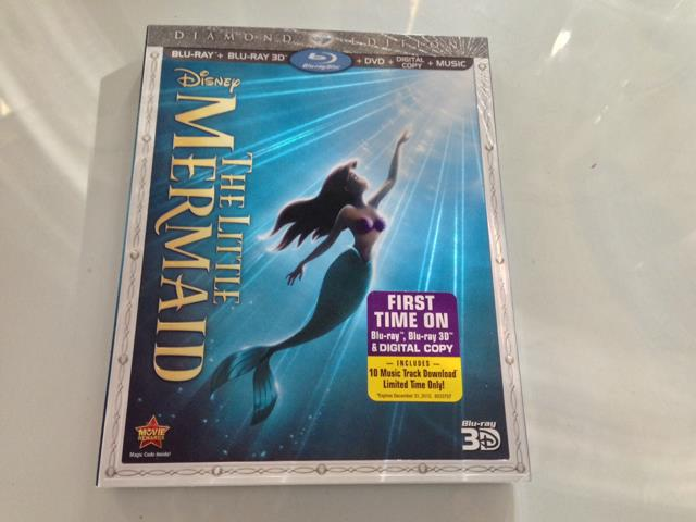 THE LITTLE MERMAID (US)