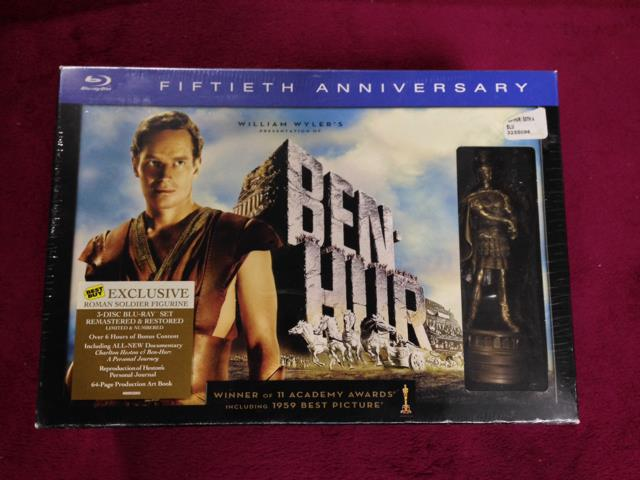 BEN-HUR ULTIMATE COLLECTOR'S EDITION BEST BUY Version (US)