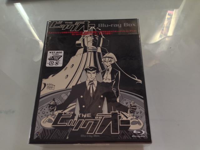 THE BIG O Blu-ray Box (Japan)