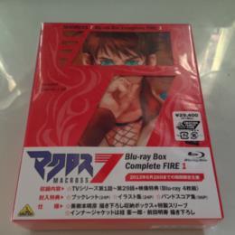 MACROSS 7 Blu-ray Box Complete FIRE 1