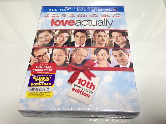 loveactually 10th anniversary edition (US)