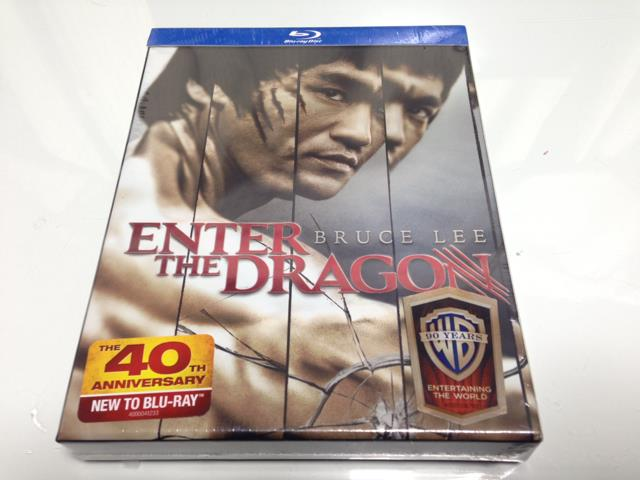 ENTER THE DRAGON THE 40TH ANNIVERSARY (US)