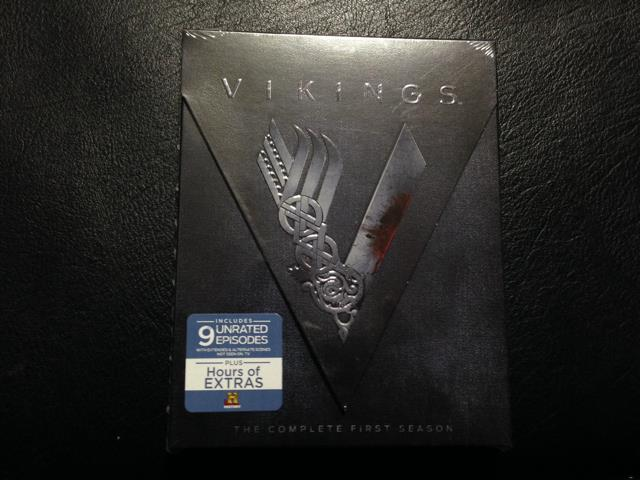 VIKINGS THE COMPLETE 1ST SEASON (US)