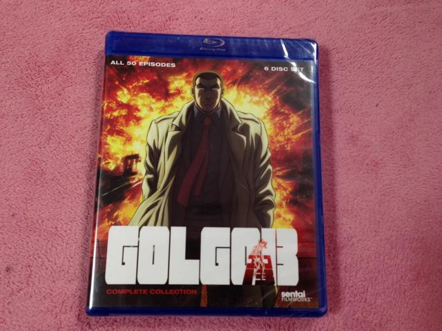 GOLGO 13 COMPLETE COLLECTION (US)