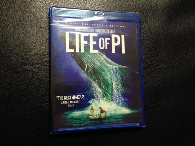 LIFE OF PI (US)
