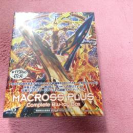 MACROSS PLUS Complete Blu-ray Box (Japan)