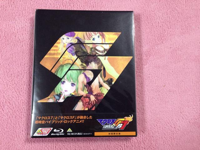 MACROSS FB7 (Japan)