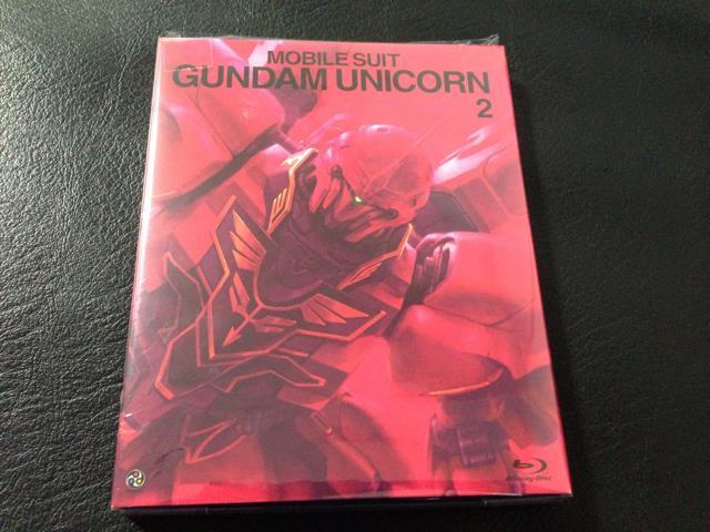 MOBILE SUIT GUNDAM UNICORN 2 (Japan)