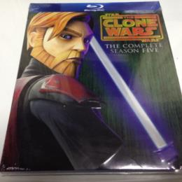 STAR WARS: THE CLONE WARS THE COMPLETE SEASON 5 (US)