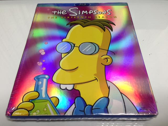 the Simpsons THE 16TH SEASON (US)