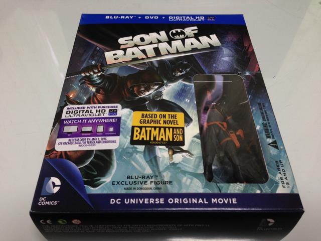 SON OF BATMAN (US)
