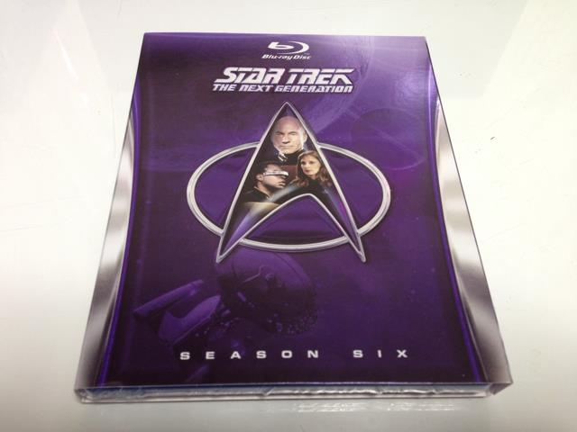 STAR TREK THE NEXT GENERATION SEASON 6 (US)
