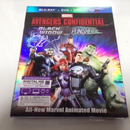 AVENGERS CONFIDENTIAL (US)