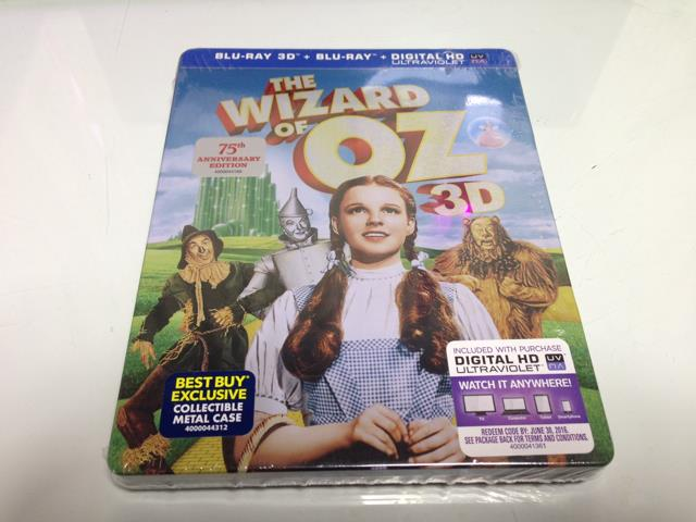 THE WIZARD OF OZ 3D (US)