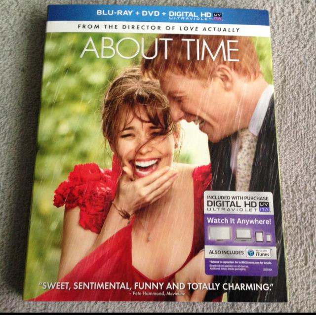 ABOUT TIME (US)