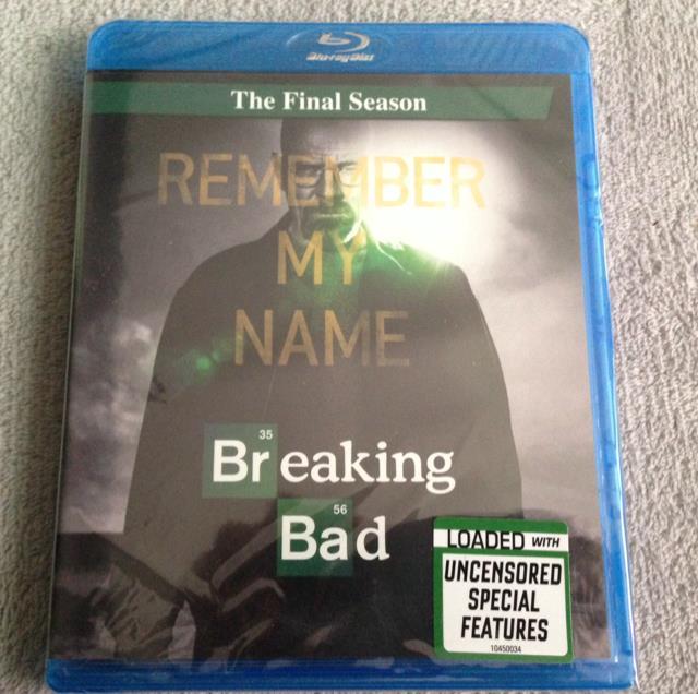 Breaking Bad The Final Season (US)