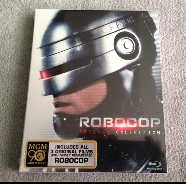 ROBOCOP TRILOGY COLLECTION (US)