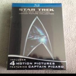STAR TREK THE NEXT GENERATION MOTION PICTURE COLLECTION (US)