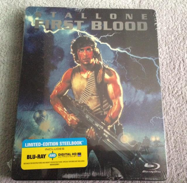 FIRST BLOOD (US)