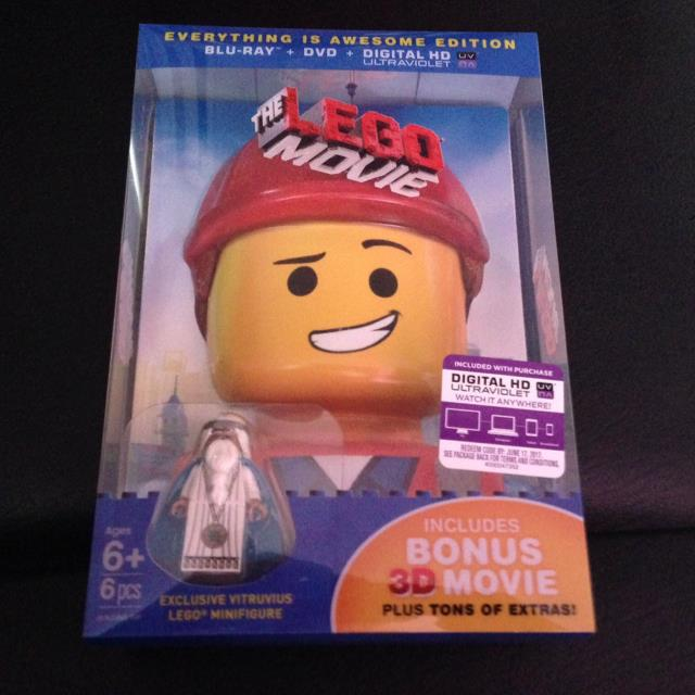 THE LEGO MOVIE EVERYTHING IS AWESOME EDITION (US)