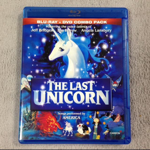 THE LAST UNICORN (US)