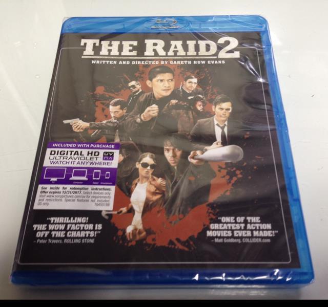 THE RAID 2 (US)
