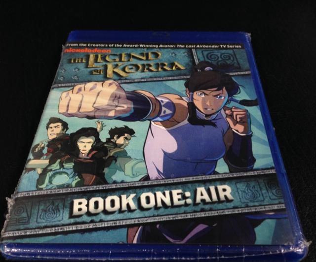 THE LEGEND OF KORRA BOOK 1 (US)