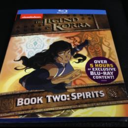 THE LEGEND OF KORRA BOOK 2 (US)