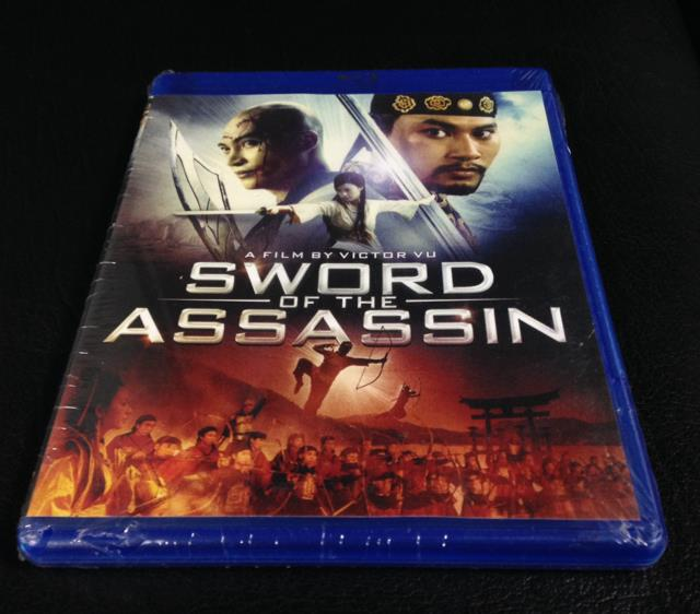 SWORD OF THE ASSASSIN (US)