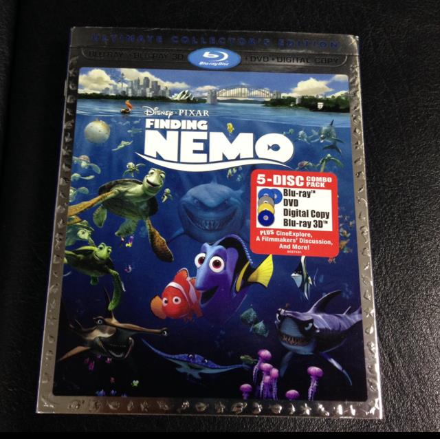 FINDING NEMO ULTIMATE COLLECTOR'S EDITION (US)