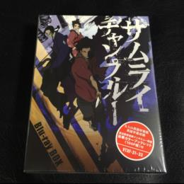 Samurai Champloo Blu-Ray BOX (Japan)
