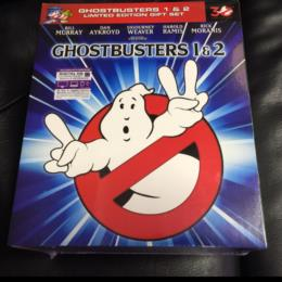 GHOSTBUSTERS 1 & 2 LIMITED EDITION GIFT SET (US)