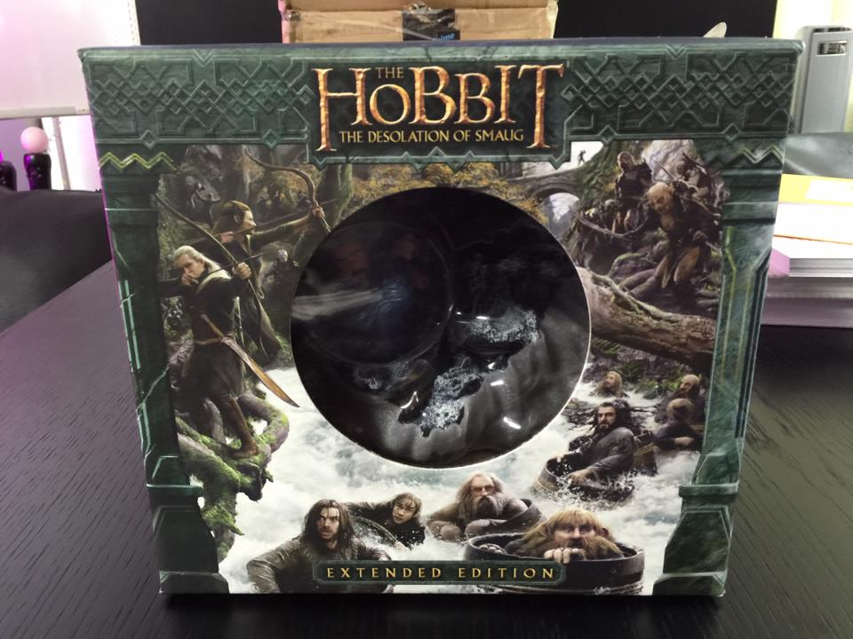 THE HOBBIT: THE DESOLATION OF SMAUG EXTENDED EDITION Amazon Limited Edition (US)