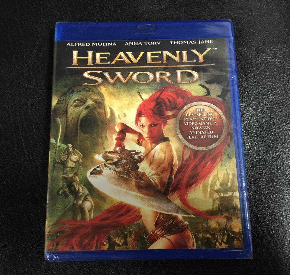 HEAVENLY SWORD (US)