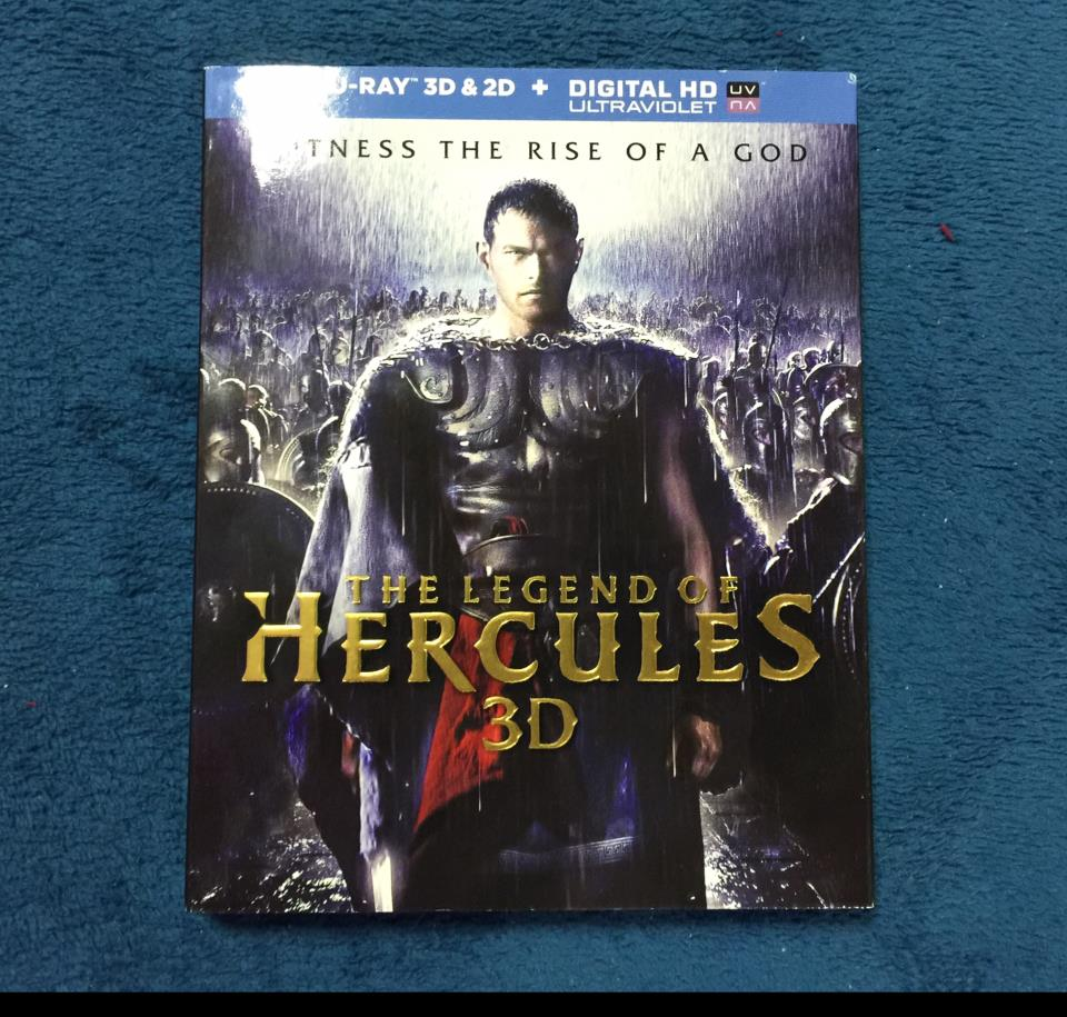 THE LEGEND OF HERCULES 3D (US)