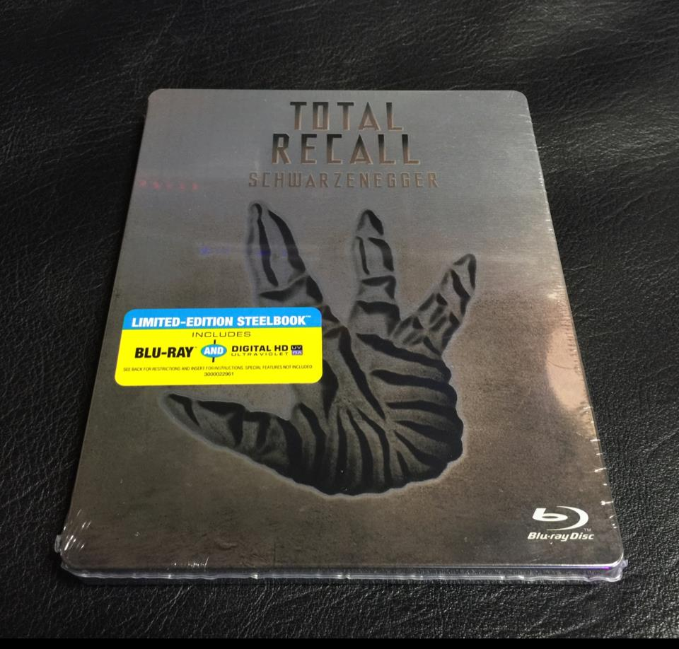 TOTAL RECALL MIND-BENDING EDITION (US)