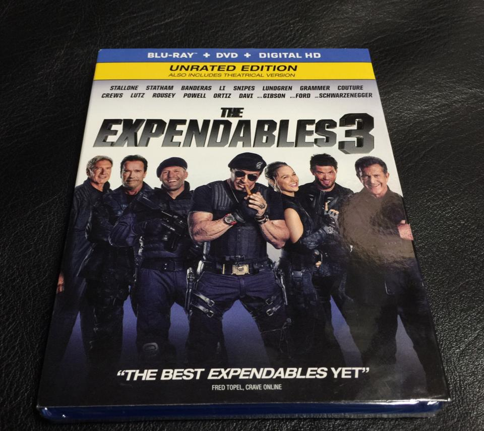 THE EXPENDABLES 3 (US)