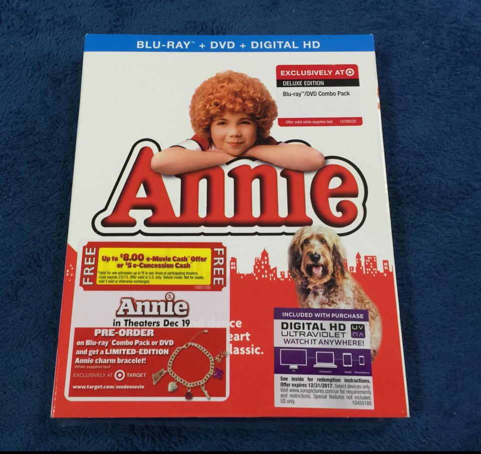 Annie DELUXE EDITION (US)