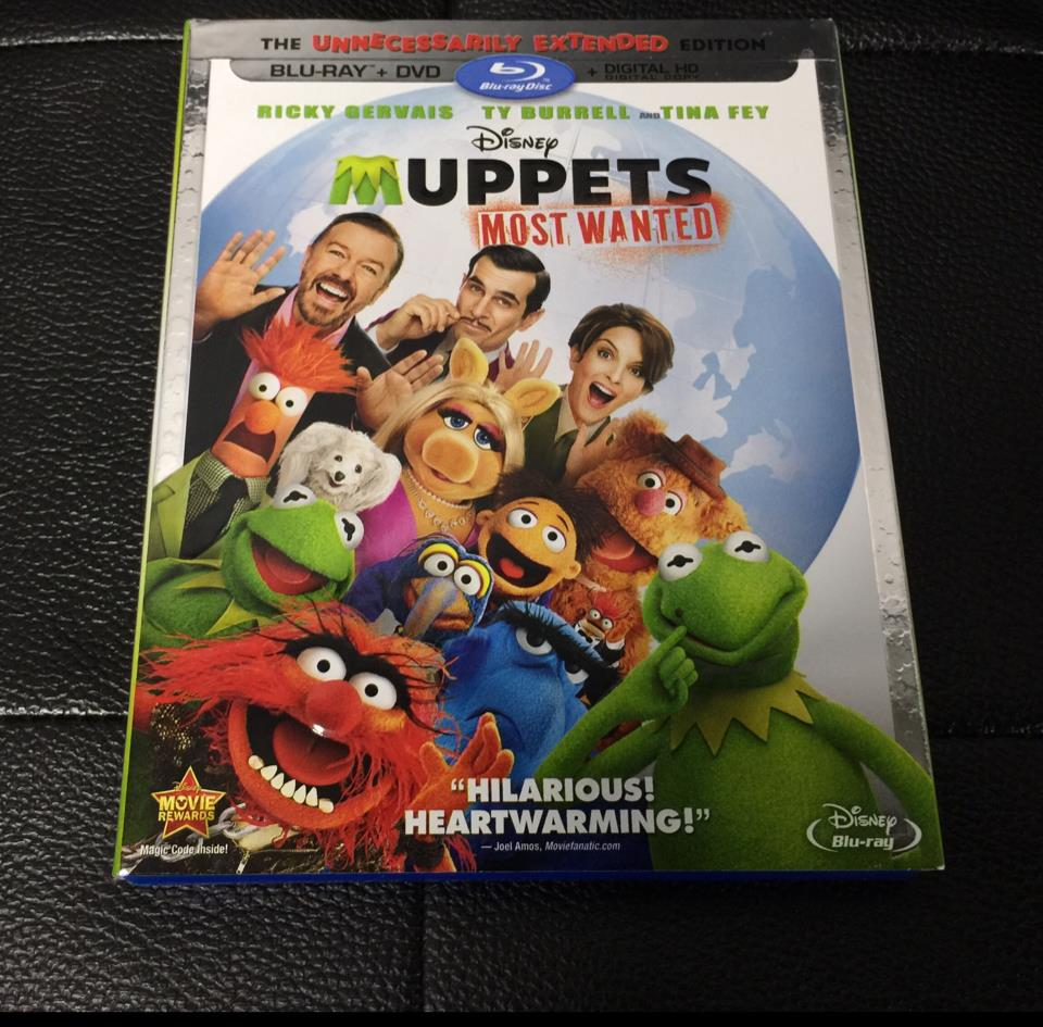 MUPPETS: MOST WANTED (US)